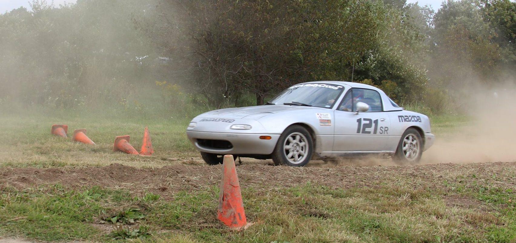 Rallycross – Detroit Region SCCA