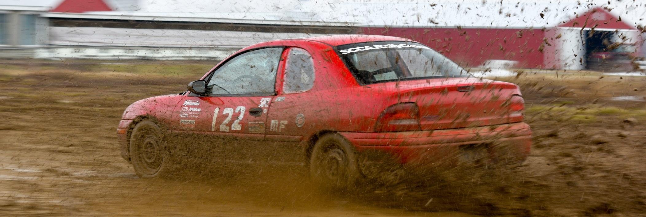 """March Mudbog"" RallyCross Rescheduled"