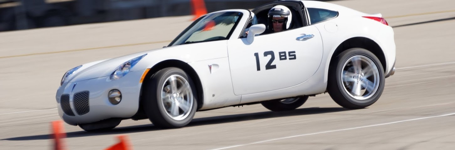 Registration Open For Season Opener Autocross