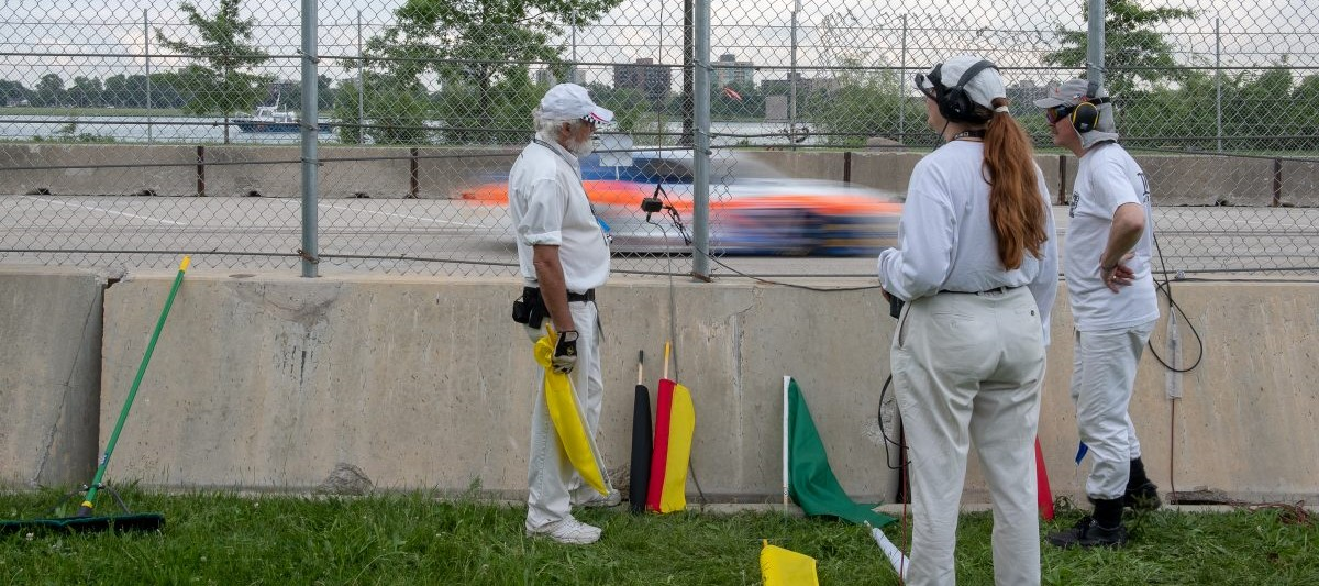 Pictures: 2018 Detroit Grand Prix workers