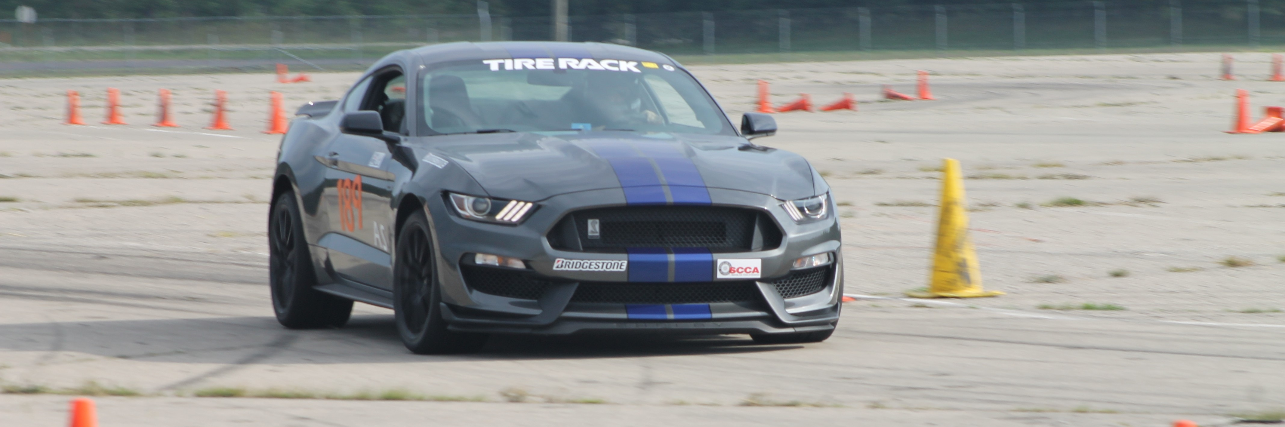 Registration is open for the Fall Into Autumn Charity Autocross