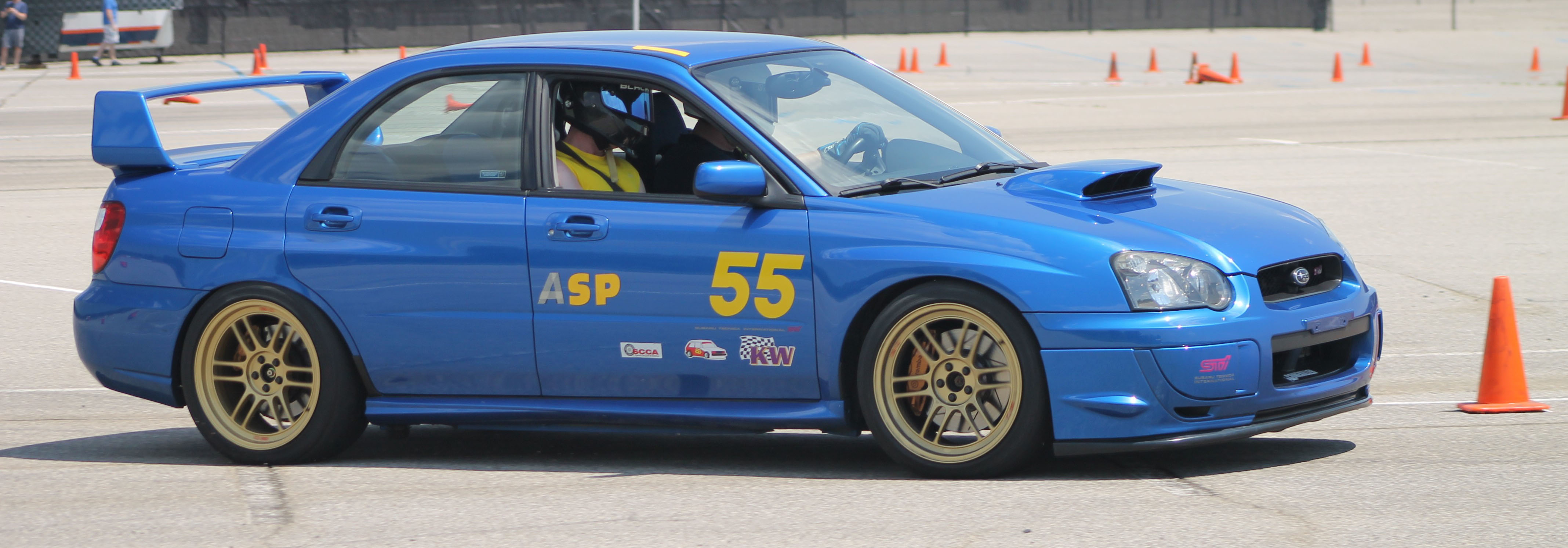 Memorial Day Autocross Results