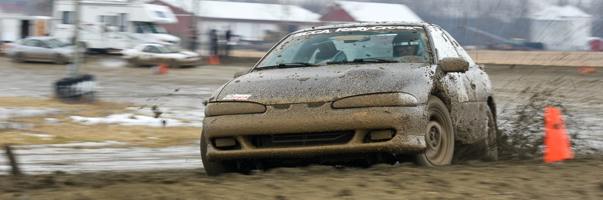 2018 RallyCross Schedule Posted