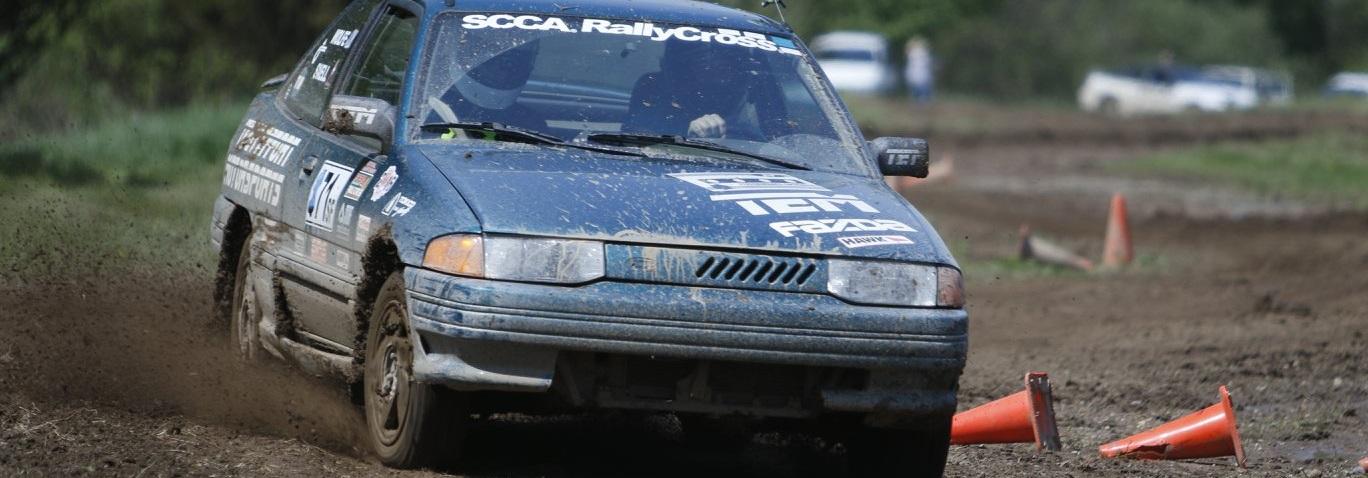 September RallyCross Registration