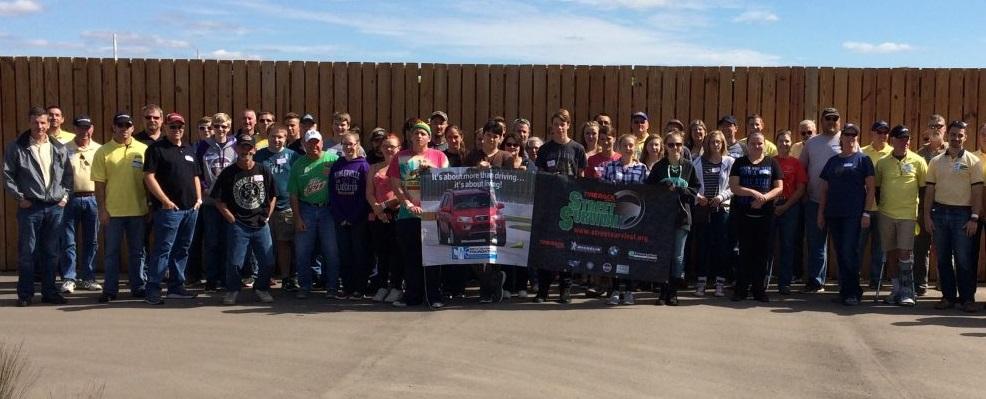 Volunteers Needed for Tire Rack Street Survival